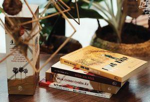 Những trang sách gọi 'lên đường'