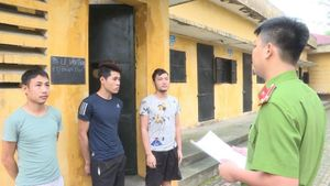 Bắt giữ người để đòi nợ, 3 thanh niên bị khởi tố