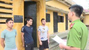Hưng Yên: Khởi tố 3 đối tượng bắt giữ người để đòi 60 triệu đồng