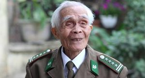 Đại tá Hoàng Long Xuyên – Cổ tích giữa đời
