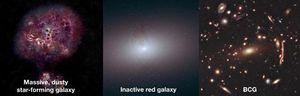 Phát hiện thiên hà xuất hiện từ thuở vũ trụ mới hình thành