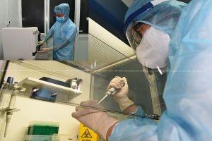 Nghệ An thực hiện xét nghiệm trên diện rộng tìm SARS-CoV-2