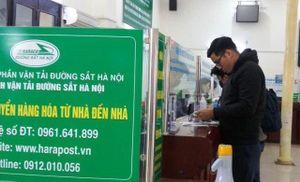 Đường sắt Việt Nam nhận đặt hàng vận chuyển online