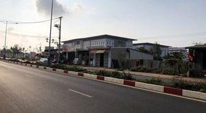 Nhiều công trình không phép quanh Bệnh viện Đa khoa vùng Tây Nguyên