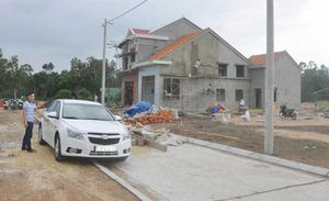 Phú Yên: Công trình tái định cư không thi công vẫn thanh toán