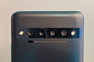 Smartphone màn hình cong, chip S675, RAM 6 GB, pin 4.500 mAh, giá 10,52 triệu đồng