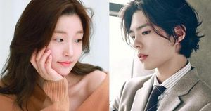 Hậu 'yêu đương' với Song Hye Kyo, Park Bo Gum xác nhận nên duyên cùng mỹ nhân 'Ký sinh trùng' trong phim nói về showbiz Hàn