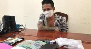 11 thanh niên thuê phòng khách sạn 'mở tiệc ma túy'