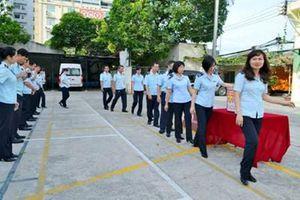 Cục Hải quan TP Hồ Chí Minh ủng hộ Quỹ phòng chống dịch Covid-19
