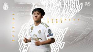 'Messi Nhật bản' hướng tới Olimpic Tokyo 2021