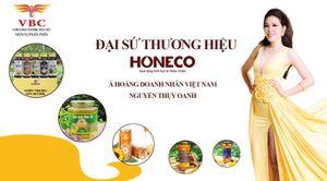 Trò chuyện cùng Đại sứ thương hiệu Mật ong HONECO Nguyễn Thụy Oanh