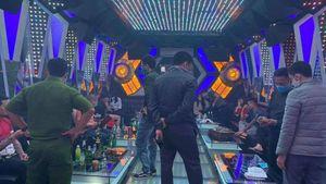 11 nam nữ thanh niên mở 'tiệc' ma túy mừng sinh nhật trong quán karaoke
