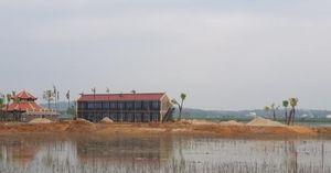 UBND huyện Thanh Thủy khẳng định nhiều vi phạm dự án Vườn Vua