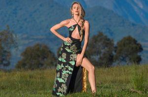 Candice Swanepoel quyến rũ ngất ngây tựa nữ thần