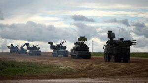 Nga đang xây dựng một căn cứ mới gần Raqqa