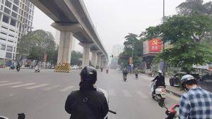 Hà Nội: Hàng trăm tài xế sẽ nhận thông báo phạt nguội sau cách ly xã hội