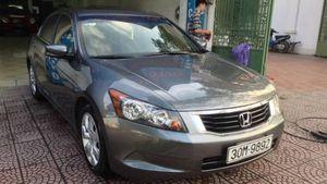 Honda Accord 2008 giá ngang ngửa KIA Morning mới, có nên mua?
