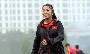 Tiền đạo Huỳnh Như: Hãy đoàn kết và thể hiện niềm tin cũng như sự tử tế