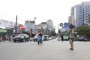 TP Hà Nội phát động phong trào thi đua bảo đảm trật tự, an toàn giao thông năm 2020
