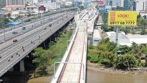Tuyến metro đầu tiên của Sài Gòn đang thi công tới đâu?