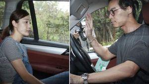 Sao TVB bị bắt gặp hẹn hò nam đồng nghiệp có vợ mang bầu