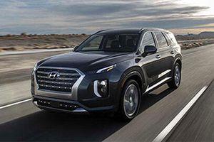 'Đàn anh' của Hyundai Santa Fe giá ngon, an toàn ngang xe sang, sắp về Việt Nam