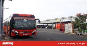 An Giang yêu cầu các đơn vị vận tải, bến xe đảm bảo trật tự, an toàn giao thông trong dịp nghỉ lễ 30-4 và 1-5