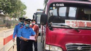 Hà Nội: Hàng chục xe chở khách bị xử lý trước ngày nghỉ lễ 30/4