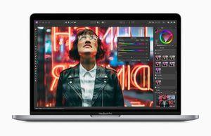 Ra mắt MacBook Pro 13' 2020 khỏe hơn với chip Intel Core thế hệ 10
