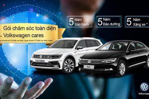 Volkswagen tặng gói chăm sóc toàn diện hơn 200 triệu đồng cho khách mua xe