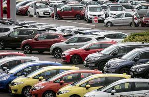Chỉ 4.321 ôtô bán ra ở Anh trong tháng 4, thấp nhất từ năm 1946