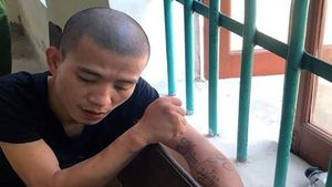 Khống chế đối tượng ngáo đá dọa giết bố mẹ, 3 chiến sỹ công an bị thương
