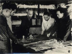 Những bức ảnh hiếm về chiến thắng Điện Biên Phủ năm 1954