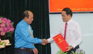 Đồng chí Trần Thanh Trà giữ chức Phó Trưởng Ban Nội chính Thành ủy TPHCM