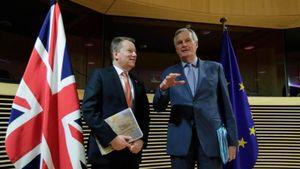 'Anh sẽ đổ lỗi cho Covid-19 vì những đổ vỡ của đàm phán hậu Brexit'