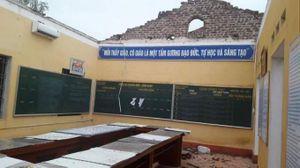Thái Nguyên: 4 người bị thương, hơn 1.800 ngôi nhà bị tốc mái
