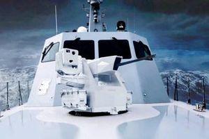 Bahrain lắp hệ thống vũ khí hiện đại trên tàu tuần tra
