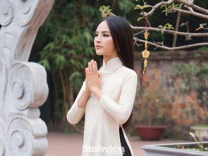 Miss Charm Quỳnh Nga - hơn cả một gương mặt 'đẹp như nữ thần'