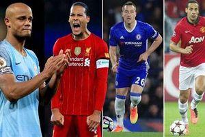 Kompany coi Van Dijk xuất sắc nhất Premier League, hơn cả Terry và Ferdinand