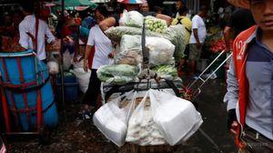 Dịch vụ giao hàng mùa dịch tạo thêm hàng tấn chất thải nhựa ở Thái Lan
