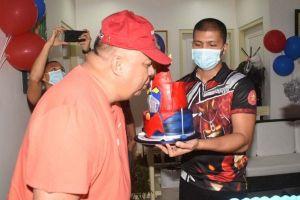 Cảnh sát trưởng Manila xin lỗi vì tổ chức sinh nhật khi cách ly xã hội