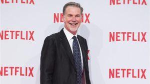 Những điều ít biết về ông trùm đế chế Netflix