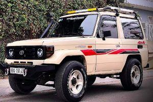 Toyota Land Cruiser BJ70 'hàng hiếm' chỉ 350 triệu tại Bắc Ninh