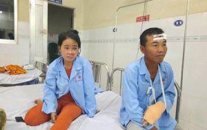 Nạn nhân vụ sập tường công trình ở Đồng Nai: 'Trời đất như sụp xuống, sắt thép đè tức ngực, tôi lịm đi…'