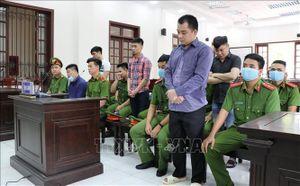 Gây rối trật tự công cộng, giang hồ cộm cán bị phạt 4 năm tù