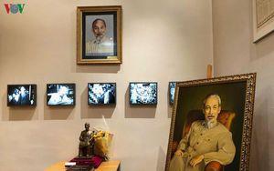 Dấu ấn của Chủ tịch Hồ Chí Minh trên đất Pháp