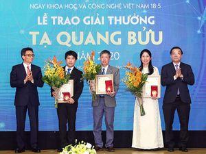 Ngày Khoa học Công nghệ Việt Nam: Vinh danh các nhà khoa học