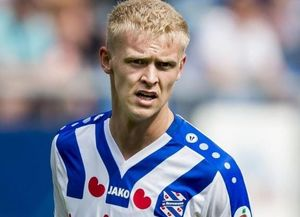SC Heerenveen chia tay cầu thủ thứ 8