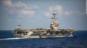 Thoát gọng kìm Covid-19, thêm tàu sân bay Mỹ sẵn sàng ra khơi