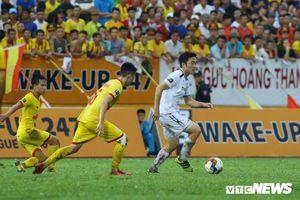 Nam Định vs HAGL: Trận đấu khiến Messi, Ronaldo cũng phải khát thèm